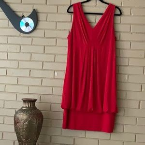 Studio ballon style Dress size 16W excellent cond.